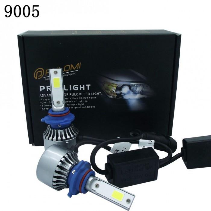 80W 6000LM 9005 HB3 CREE LED Lamp Headlight Kits Car Hi Beam Bulbs 6000k White