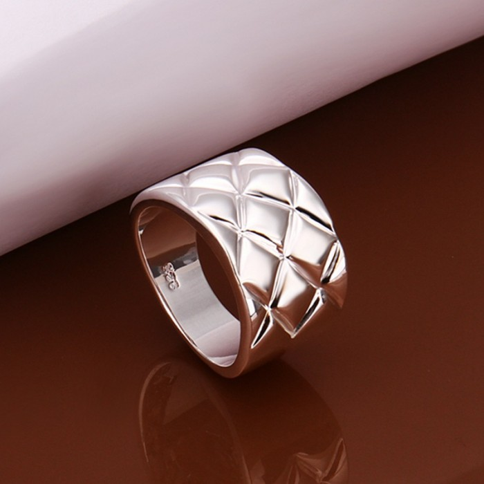 SR290 Fashion Silver Jewelry Anana Rings For Women